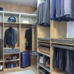 Ekspozycja - szafy wnękowe - Komandor