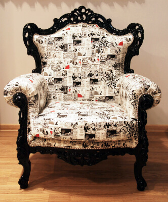 Fotel 111/K - Rad-Pol