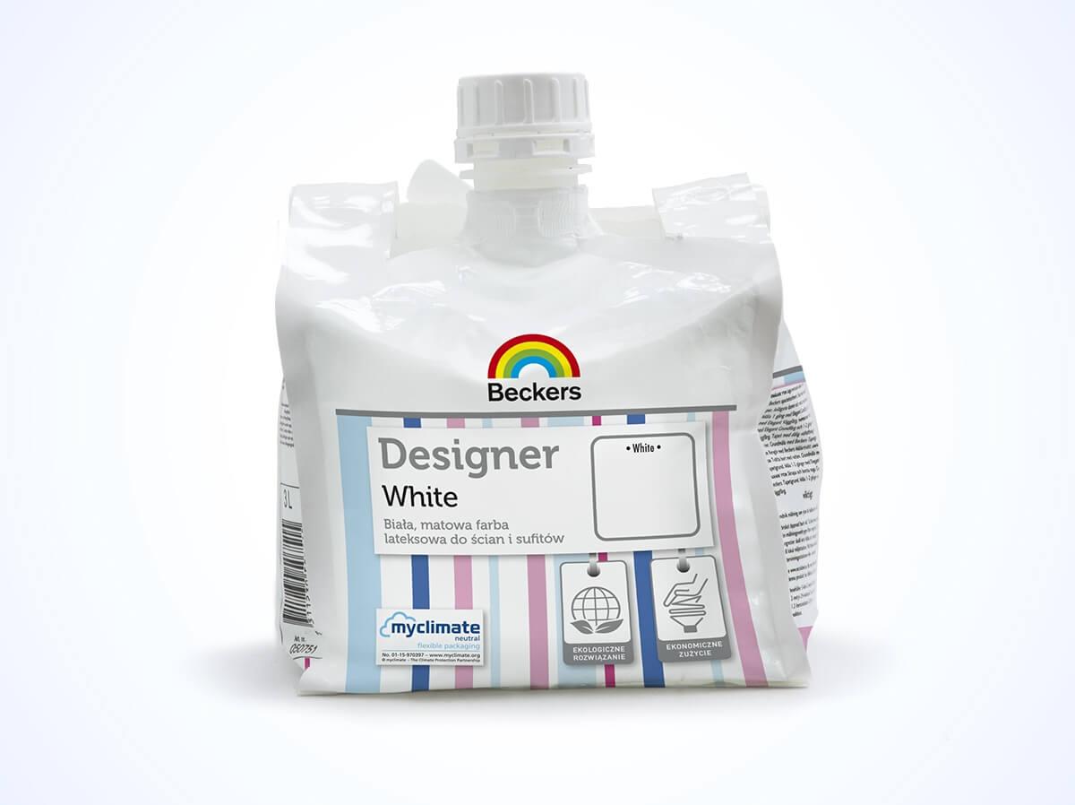 Farba Beckers Designer White Galeria Wnętrz Domar Różne