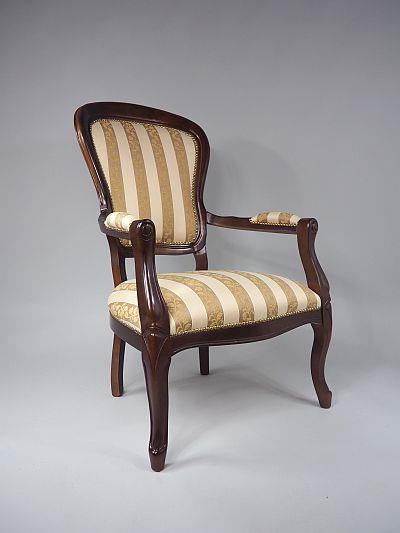 Fotel 218/K- fotel bukowy
