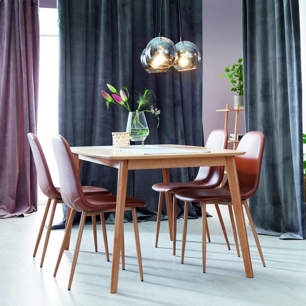 Stół Kally L130220 Galeria Wnętrz Domar Różne Style I
