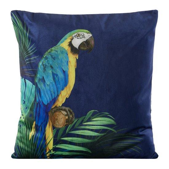 Poszewka dekoracyjna z papugą - eurofirany