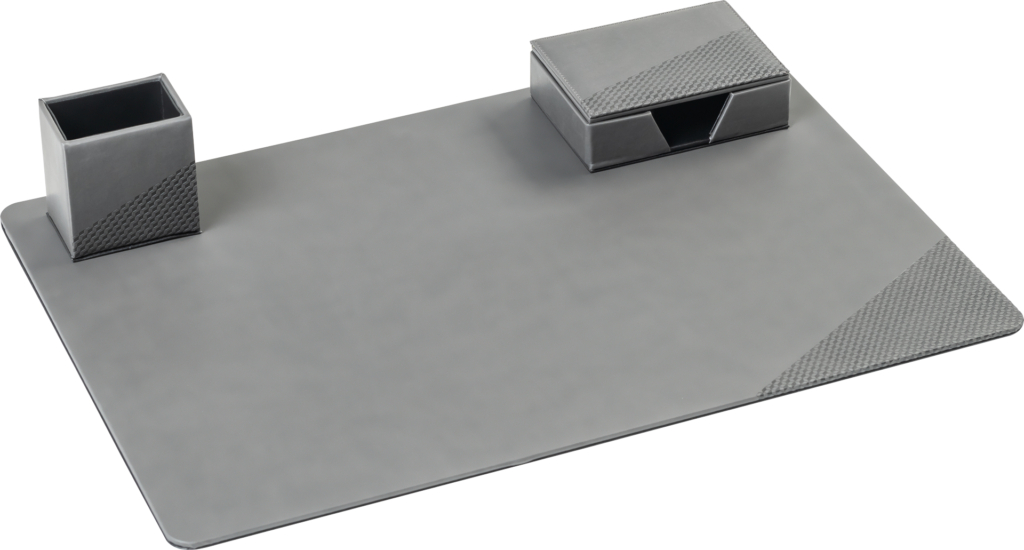 szara podkładka na biurko Vante