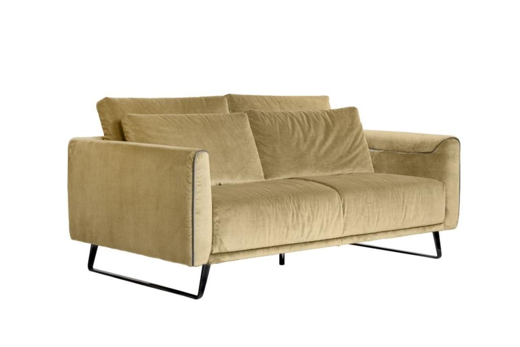 Kremowa sofa Lem