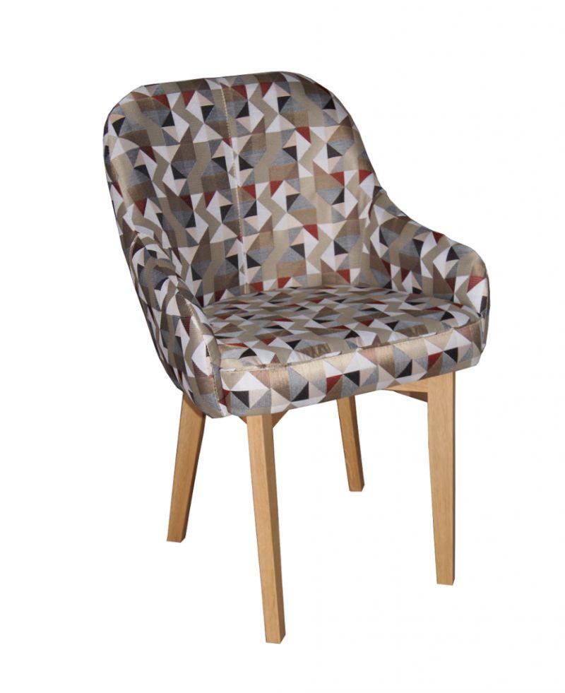 Krzesło Peru - drewniany stelaż