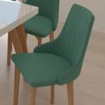 Krzesło funkcy - dąb olejowany