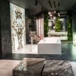 Łazienka wykończona w kamieniu