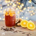 danie - zimowa herbata
