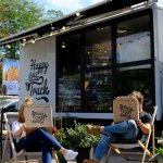 happy little track - foodtrack - Domar
