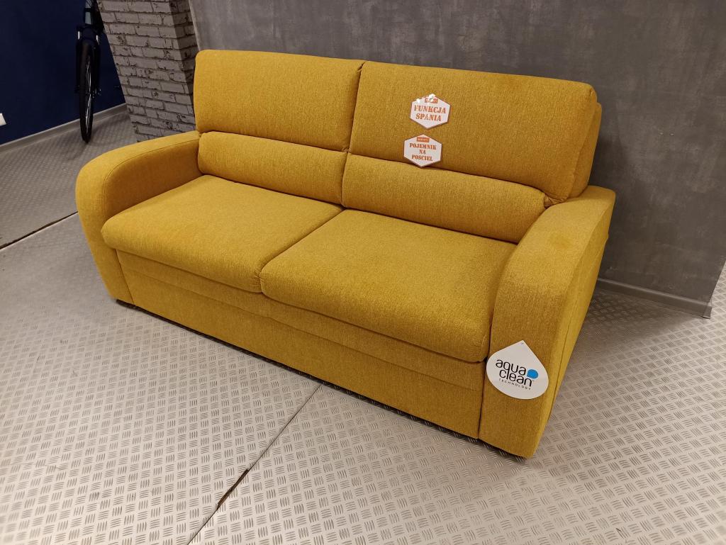 Wajnert - sofa Larus szara - wyprzedaż ekspozycji